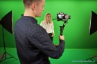 Green screen studio - Videoprodukce a Video Studio Tom Production Praha 03
